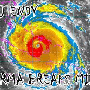 DJ ENDY IRMA BREAKS MIX