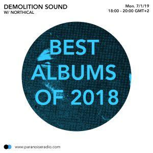 Demolition Sound Marathon - Best Albums Of 2018