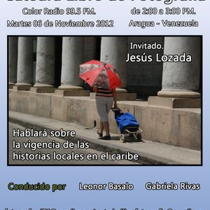 Catedra Libre de Fotografía - Programa del 06-11-12 - Invitado Jesús Lozada
