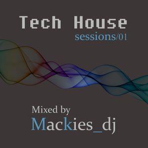 Tech House mix-1 (Nov 2013)