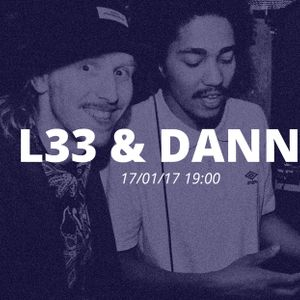 The LBRRY - L33 & Danny vd Lugt - 17/01/2017