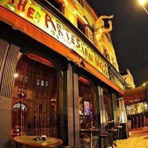 Nick Hudson @ Artesian Well, London (5th Oct 2012)