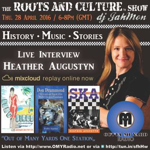 History . Music . Stories during this live interview with music author Heather Augustyns