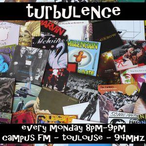 Turbulence - 20 janvier 2014