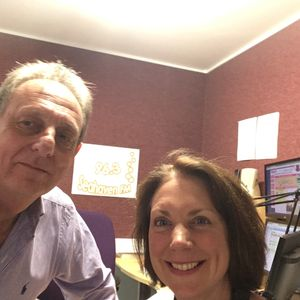 TW9Y 8.6.17 Hour 2 The Liz Coward Special (Blood & Bandages) with Roy Stannard on www.seahavenfm.com
