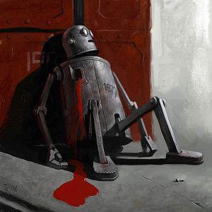 Robotblood