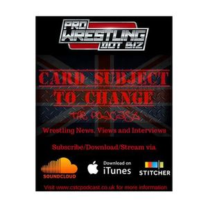 Card Subject To Change (wrestling): Wrestling News, WWE & Ric Flair, TLC