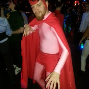 DJ Master Cosplay Dance Party Night Menz Bar - March 13 2014