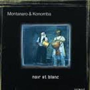 Jòclong 55 Miquèu Montanaro & Konombo Traoré Noir & Blanc