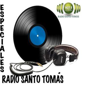 Especiales de Radio Santo Tomás - BENJAMÍN WALKER [28-06-2015]
