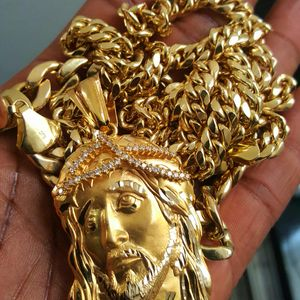 CUBAN's & JESUS PIECES one