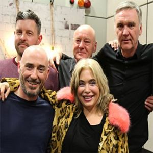 Brix & The Extricated - Marc Riley Session 2017