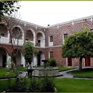Ex Convento de Santa Mónica. Muros que cuentan historias