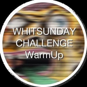 Whitsunday Challenge WarmUp 2015