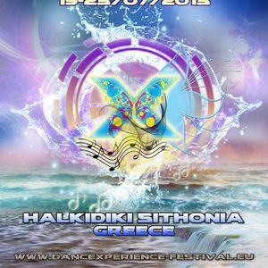 Psypunk Djset @ Halkidiki Dance Festival 2013  Chill ohm Stage