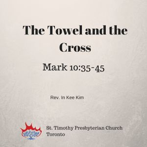 The Towel and the Cross