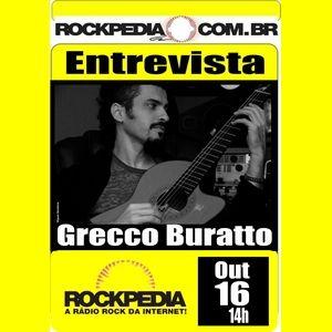 JukeBox - Com Luciano Cardoso - Entrevista Grecco Buratto
