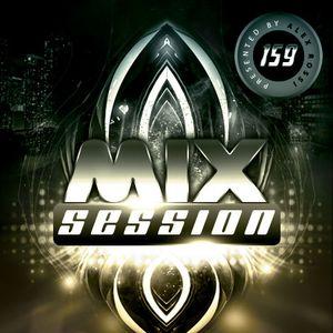 Alex Rossi - Mix Session 159 (March 2k16)