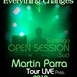 Open Session Santiago - Tour Live - Vol.3