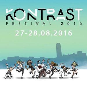 Norman @ Kontrast Festival - Kraftwerk Borken - 27.08.2016