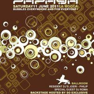 PAPAYA 'BUBBLES' Mix (Jun 2011)