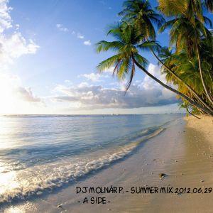 dj Molnár P. - Summer Mix 2012.06.29 -A Side-