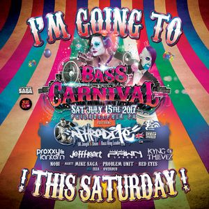 Kyng of Thievez LIVE @ Bass Carnival
