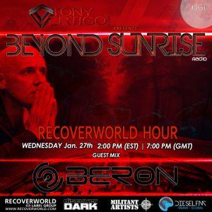 Beyond Sunrise radio...Clxxi featuring Oberon