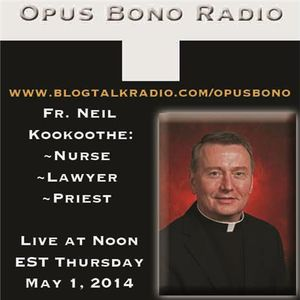 Priest, Lawyer, Nurse: The Amazing Fr. Neil Kookoothe