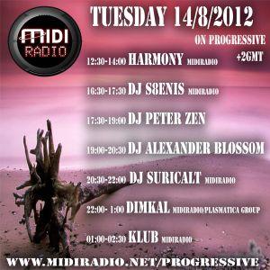 dj suricalt psygressive set on midiradio 14-8-12