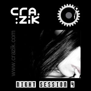 Crazik - Night Session 004 on XTC Radio London - April 2007