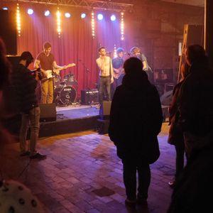 Verjaardagsfeest 3 jaar Quindo - optreden Eraserhead