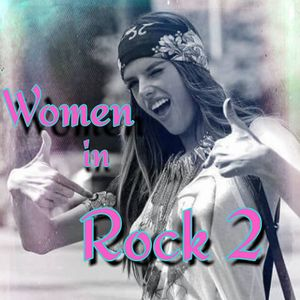 Women in Rock 2 mixed by Dj Maikl