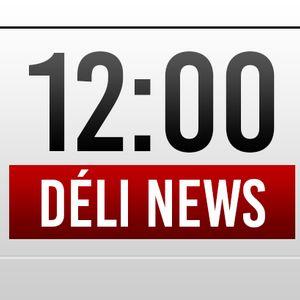 Déli News (2016. 12. 19. 12:00 - 12:30) - 1.