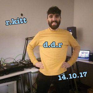 r.kitt - d.d.r. - 14.10.17