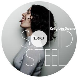 Solid Steel Radio Show 31/3/2017 Hour 2 - Kelly Lee Owens