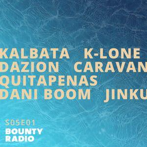 S0501 New music by: Kalbata | K-Lone | Dazion |Caravan| Quitapenas | Dani Boom | Jinku