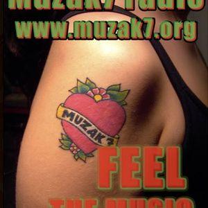Surreal Vo 2 @ muzak7 Radio 29.Noe.2012