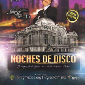 Noches de Disco | Programa 112 | 10.11.15