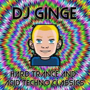 DJ Ginge - Hard Trance and Acid Techno Classics