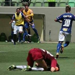 Episódio 05 - Cruzeiro 1 x 0 Frangas - Uílson Vai!!!!!!!