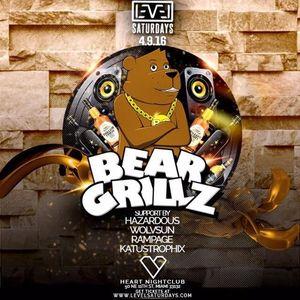 Wolvsun Mix 004 (Bear Grillz Live Set)
