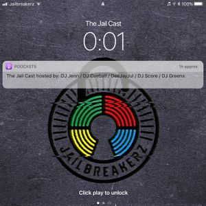 THE JAILCAST 001 hosted by JAILBREAKERZ