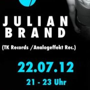 Radio Spurensuche (M94.5) with Julian Brand