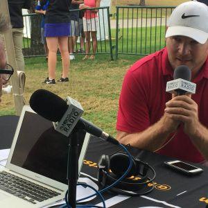 Brian Urlacher, from DRI Golf