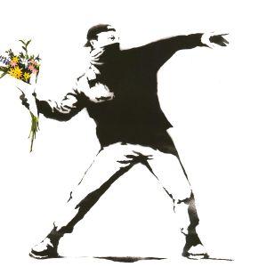 Banksy In Love In Ferguson (Part 2)