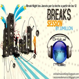 Orbital Music Radio Breaks Mix. (set 2)