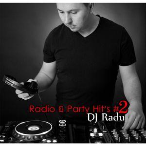 DJ RADU - Radio & Party Hit's #2 (16.02.2018)