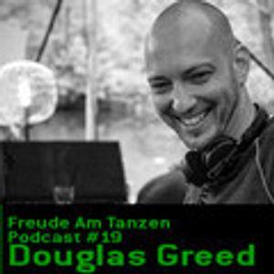 Douglas Greed - Freude am Tanzen PODCAST-19