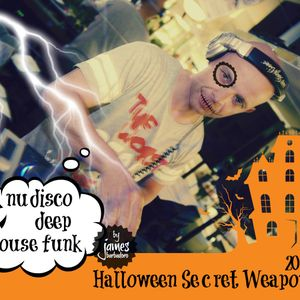 Halloween Secret Weapons 2012 Mixdown / by James Barbadoro.